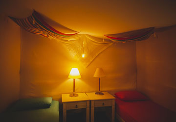 Tent Rooms & Bungalow Odalar u0026 A?aç odalar - Ç?ral? Secret Garden Bungalow ...